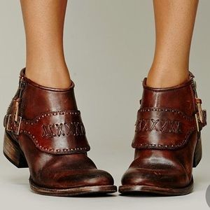 Free bird by Steven ankle grand boots size 8